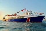 Tàu khách Lý Sơn mất lái tông chìm tàu cá, 3 ngư dân rơi xuống biển