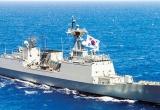 Nhật - Hàn căng thẳng trên biển