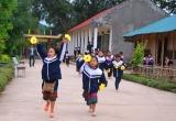 Xã hội hóa thành công trong kiên cố hóa trường, lớp học ở Nậm Pồ