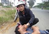 Đừng vô cảm với tai nạn giao thông