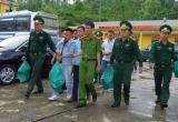 Biên phòng Hà Tĩnh phát hiện, bắt giữ gần 300 kg ma túy