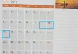 Lịch nghỉ 30/4, 1/5 và giỗ tổ Hùng Vương 2019