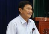 Phó chủ tịch UBND TP HCM Huỳnh Cách Mạng lâm bệnh