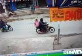 Bé gái 9 tuổi ở Hà Nội bị kẻ bịt mặt giở trò đồi bại