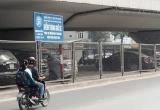 """Bộ Giao thông """"bác"""" việc Hà Nội tổ chức trông giữ xe dưới gầm cầu vượt"""