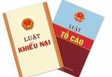 Công khai kết luận giải quyết tố cáo Giám đốc Sở TN&MT Bắc Giang