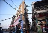 Địa ốc 7AM: Dự án bị tạm dừng vẫn huy động vốn, nhà siêu mỏng chen nhau mọc ở đường Phạm Văn Đồng