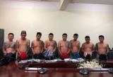 TPHCM: Băng giang hồ Vũ 'bông hồng' sa lưới