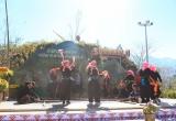 Thi múa khèn tại Fansipan, cuộc so tài khiến khán giả đã tai, no mắt