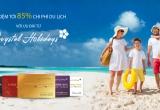 Chủ thẻ PVcombank Mastercard có cơ hội nhận ưu đãi giảm tới 85% chi phí du lịch nghỉ dưỡng 5 sao từ Crystal Holidays