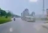 [Clip]: Container đột ngột quay đầu cán người phụ nữ tử vong