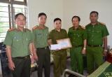 Thừa Thiên Huế: Trưởng Công an xã truy bắt tội phạm được biểu dương khen thưởng