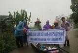 Pháp luật Plus đồng hành với bà con vùng lũ Quảng Điền, tỉnh Thừa Thiên Huế
