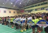 Huế: Khai mạc Giải Cầu lông Vũ Bão mở rộng 2018