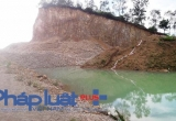 """Vĩnh Phúc: Đuối nước, 2 chị em chết thảm trong """"bẫy nước"""" của doanh nghiệp"""