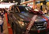C.T Group thưởng Tết cho nhân viên bằng ôtô
