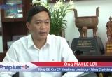 """""""Vinalines Logistics Việt Nam đối tác uy tín có trách nhiệm"""""""
