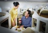 Vietnam Airlines nhận giải thưởng Hãng hàng không 4 sao toàn cầu  của tổ chức APEX