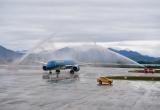 Vietnam Airlines khai trương đường bay TP Hồ Chí Minh - Vân Đồn