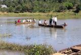 Làm rõ nguyên nhân vụ lật thuyền nghiêm trọng trên sông Lấp