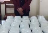 Thái Nguyên: Nổ súng vây bắt 3 đối tượng vận chuyển 20kg ma túy đi tiêu thụ