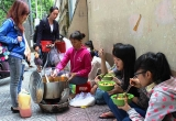 Lập Facebook bán món ăn đường phố