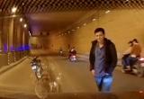 Hà Nội: Lộ diện danh tính nam thanh niên say rượu chặn đầu và đập vỡ kính ô tô