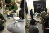 Hà Nội: Người phụ nữ cố thủ trong nhà cùng gần 1 tấn ngà voi