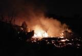 Hà Nội: Bà hỏa ghé thăm nhiều xưởng gỗ bị thiêu rụi trong đêm