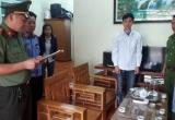 Hà Nam: Khám nhà kẻ xâm nhập trái phép mạng máy tính của UBND huyện Kim Bảng