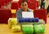 Nghệ An: Bắt thầy giáo vận chuyển 20 bánh heroin, dùng súng bắn trả lực lượng chức năng