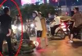 Triệu tập nam thanh niên đi xe SH ẩu đả với bà bầu sau va chạm giao thông