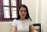 Một cô gái xinh như hotgirl gây ra vụ trộm tại tiệm vàng ở Điện Biên