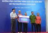 LienVietPostBank tiếp tục 'Giải cứu đàn heo' tại Bạc Liêu