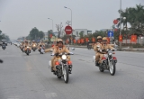 Cảnh sát giao thông bắt đầu xử lý vi phạm cao điểm Tết