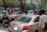 Tài xế Uber, Grab tuyên bố bỏ sang ứng dụng Việt Nam nếu không đàm phán được
