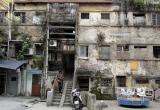 Bộ mặt thảm hại của những khu tập thể cũ ở Hà Nội