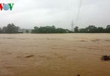 Cảnh báo lũ quét, sạt lở đất ở vùng núi Thanh Hóa và Nghệ An