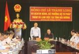 Bộ trưởng Lê Thành Long làm việc với Thường trực Tỉnh ủy Hải Dương