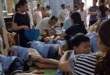 Hơn 200 học sinh tiểu học ở Ninh Bình nhập viện sau bữa ăn bán trú