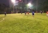 Giao hữu bóng đá giữa Báo Pháp luật Việt Nam với Đoàn thanh niên Công an tỉnh Bắc Giang