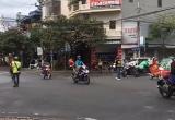 Nam Định: Triệu tập đoàn phượt thủ chặn ngã tư giành đường như... xe ưu tiên
