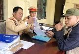 9 ngày phát hiện 8 lái xe dương tính với chất ma túy ở Nghệ An