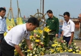 Tưởng niệm 64 liệt sỹ hy sinh trên đảo Gạc Ma
