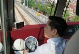 Đường sắt Cát Linh - Hà Đông sẽ khai thác thương mại cuối năm nay