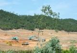 Cty Trung Đô san bằng 32ha đất rừng xây nhà máy nghìn tỉ không phép