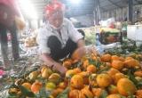 Hà Nội: Chợ hoa quả đồng giá chỉ với  8.000đ/kg