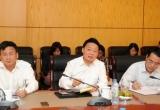 Bộ TN&MT tháo gỡ vướng mắc trong quản lý đất đai và môi trường Vĩnh Phúc