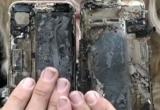 Xôn xao thông tin iPhone 7 bất ngờ phát nổ, thiêu rụi nội thất ô tô