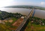 Hà Nội đưa ra 2 phương án quy hoạch hai bên sông Hồng